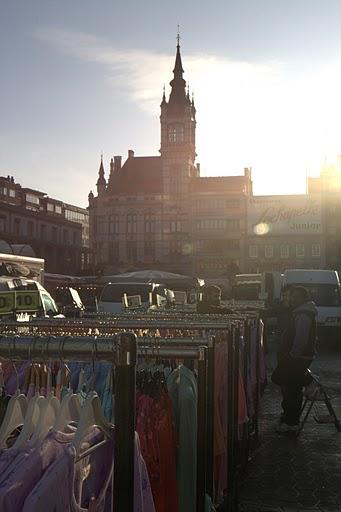 Пазарът в центъра