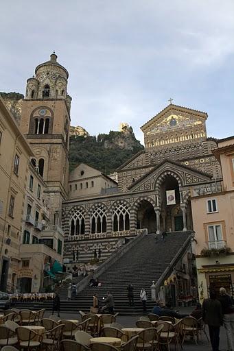 Катедралата в Амалфи