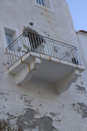 Балкон в Хора