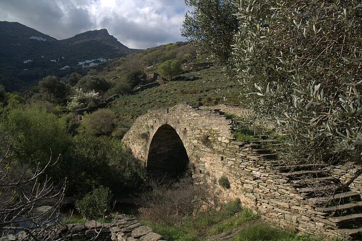 Мост край Хора