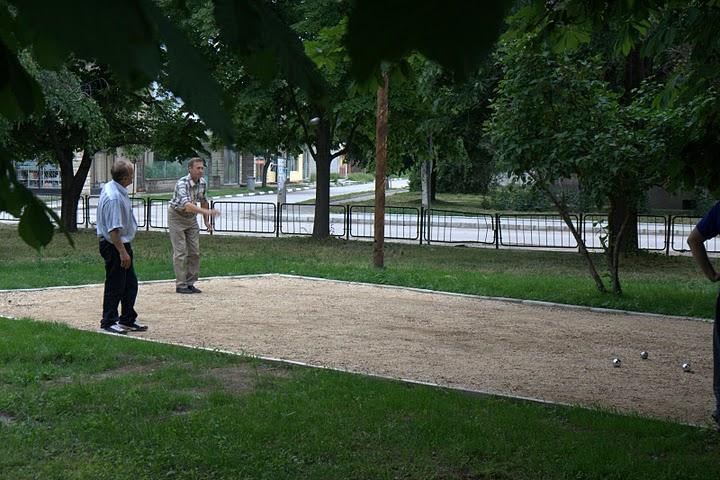 Беленчани играят петанк