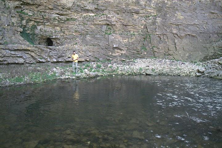 Езерце край екопътеката
