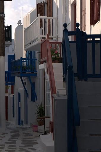 Къщи в Хора
