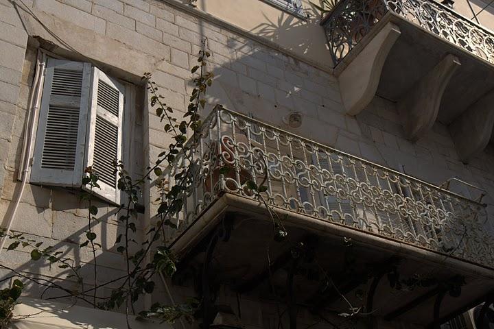Балкон в Ермуполи