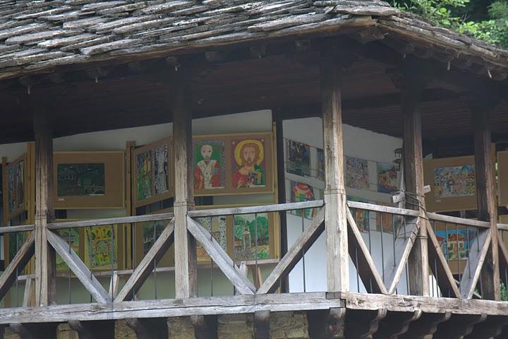 Типична етърска къща