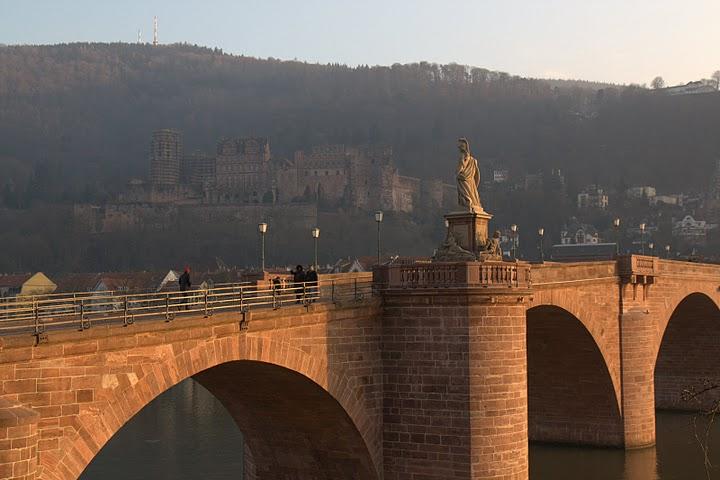 Старият мост на Хайделберг