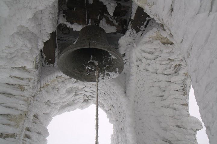 Камбаните на сръбския параклис