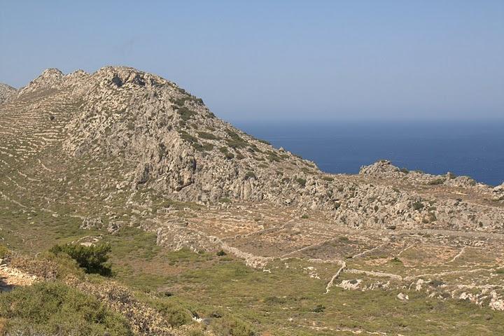 Северната пустош на Карпатос
