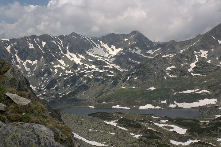Гледка от връх Пеляга