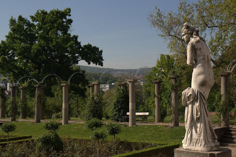 Романтика в парка