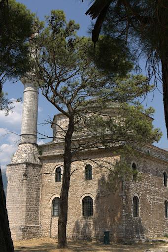 Джамията в калето