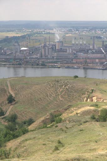 Румънският Сталкер и Дунав