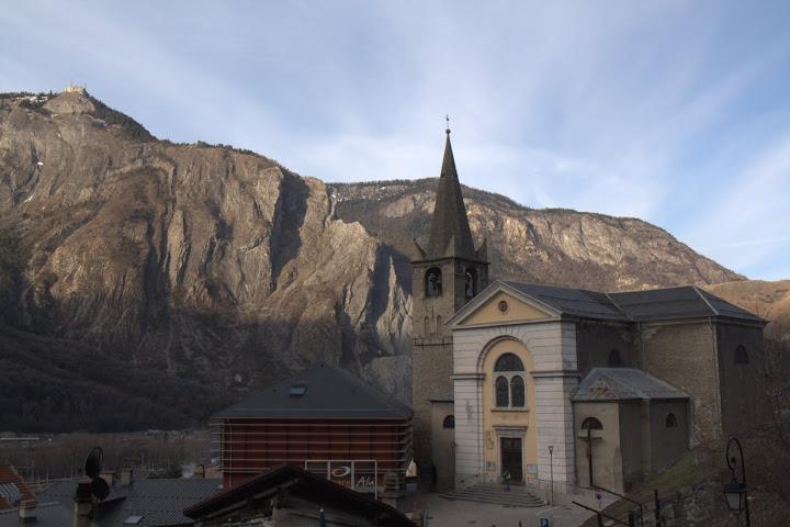 Църквата в Сен Мишел Мориен