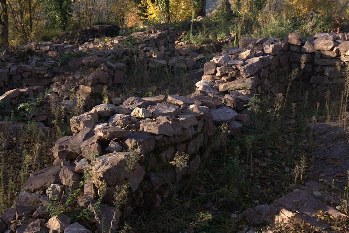Крепостта при Голям Боровец