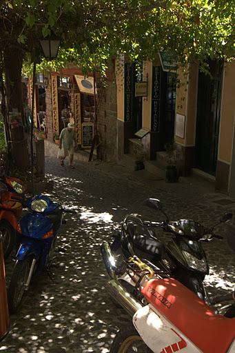 Улица с асма