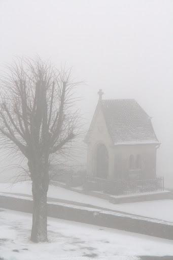 Църквата в село Буршайд