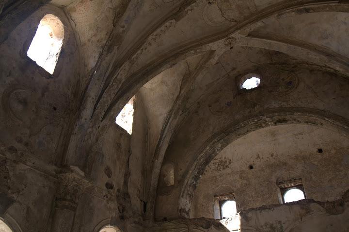 Църква в изоставеното от гърците Каякьой