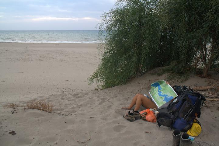 Почивка на защитения плаж Патара с руини