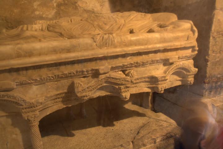 Саркофагът на Свети Николай е празен