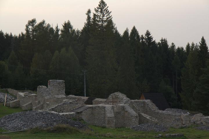 Картузианският манастир в Класторишко