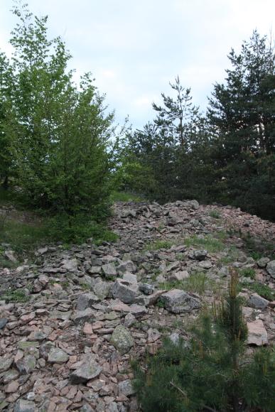 Каменен склон