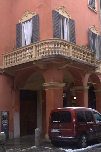 Балкон с пердета