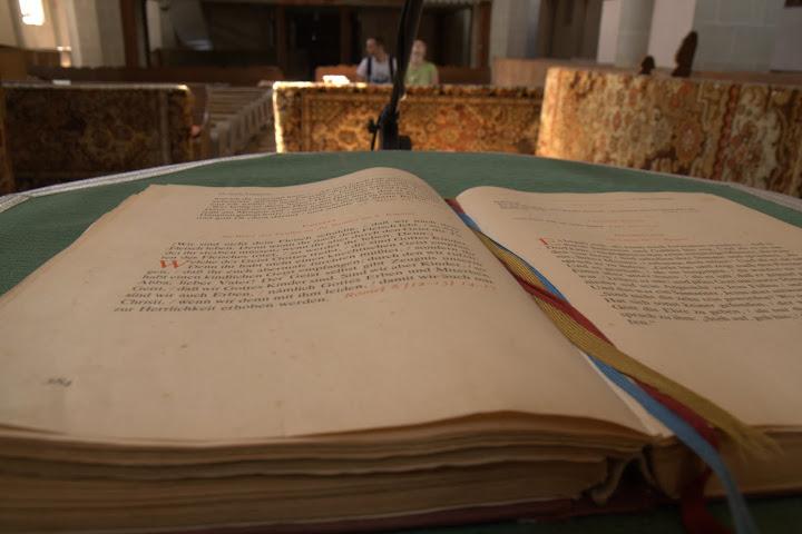 Църквата в Хърман работи и днес