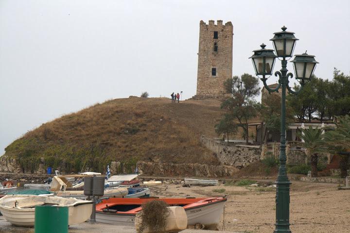 Кулата на Неа Фокеа