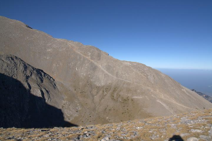 Пътеката към Сколио