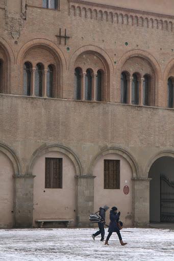 Площадът с катедралата