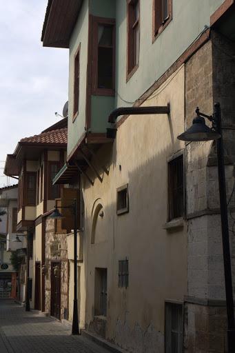 Стар град, като в Пловдив