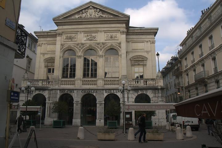 Театърът на Шамбери