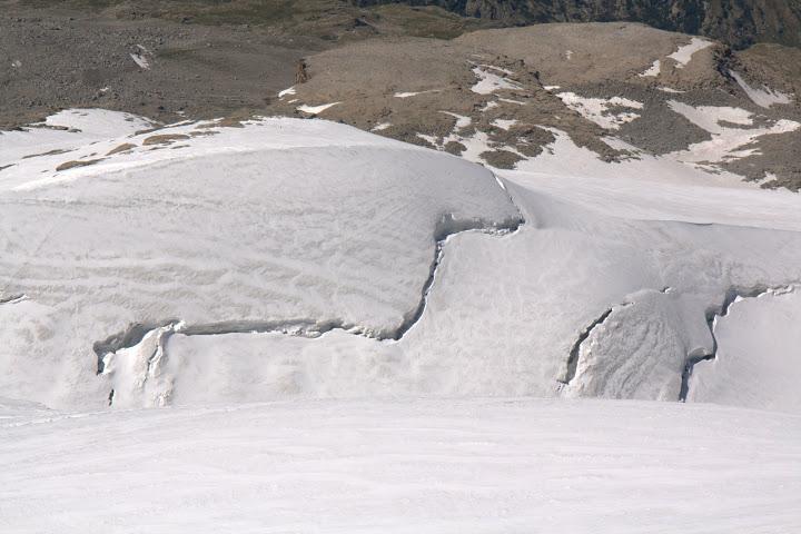 Цепки в ледника