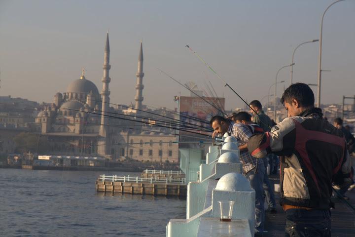 Рибари на Галата