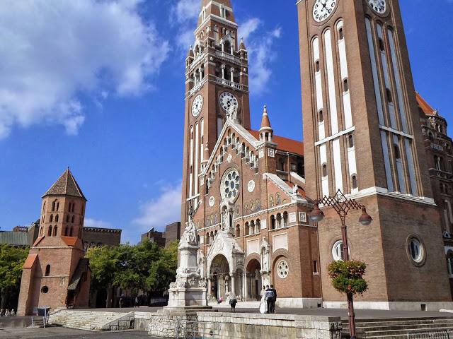 Сегедската катедрала