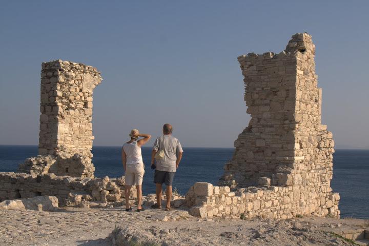 Замъкът на Логоретис