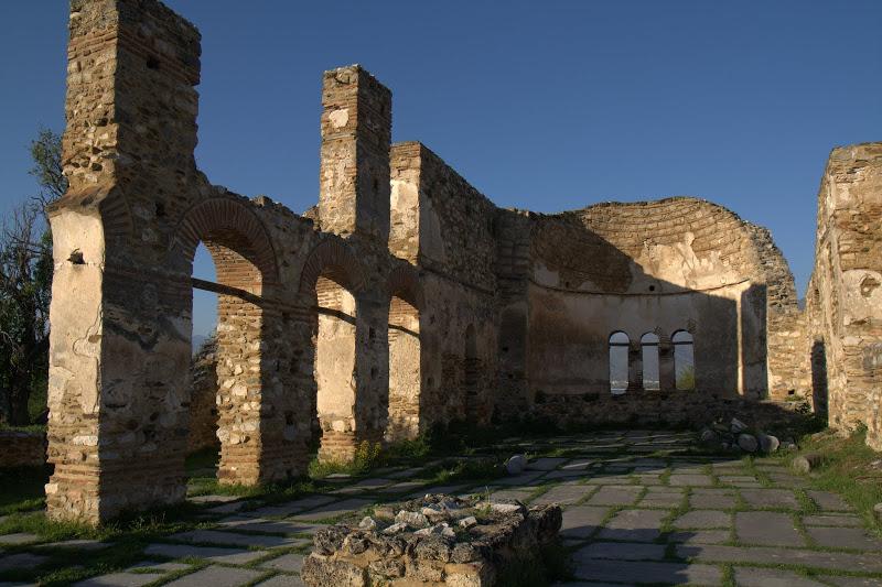 Базиликата с гроба на Самуил