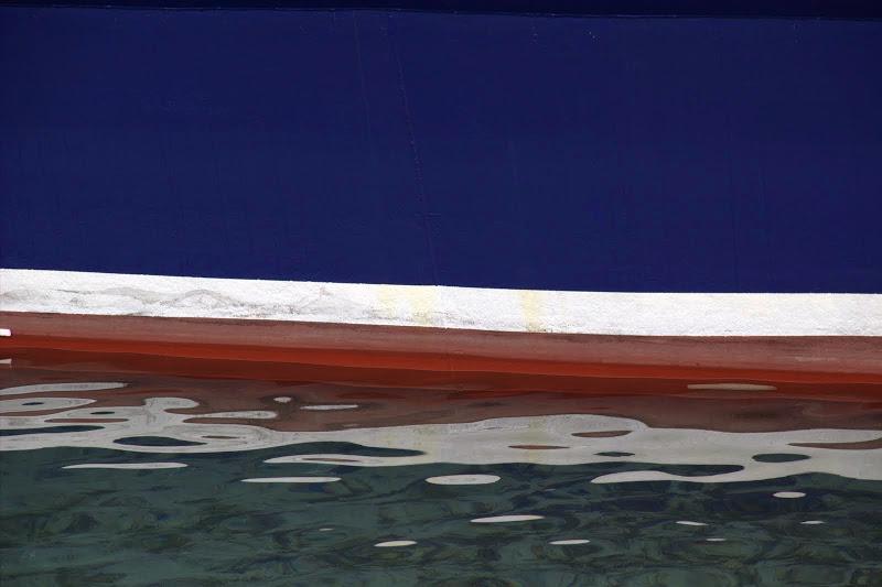 Лодка в Трипити