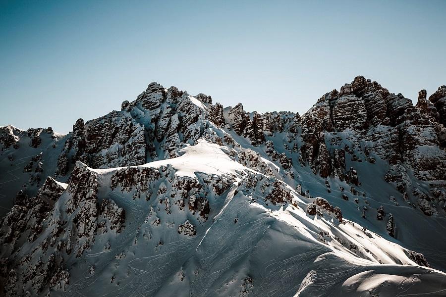 Върховете около Акзамер Лицум край Инсбрук ((C) Photo: Christoph Schöch | Axamer Lizum)