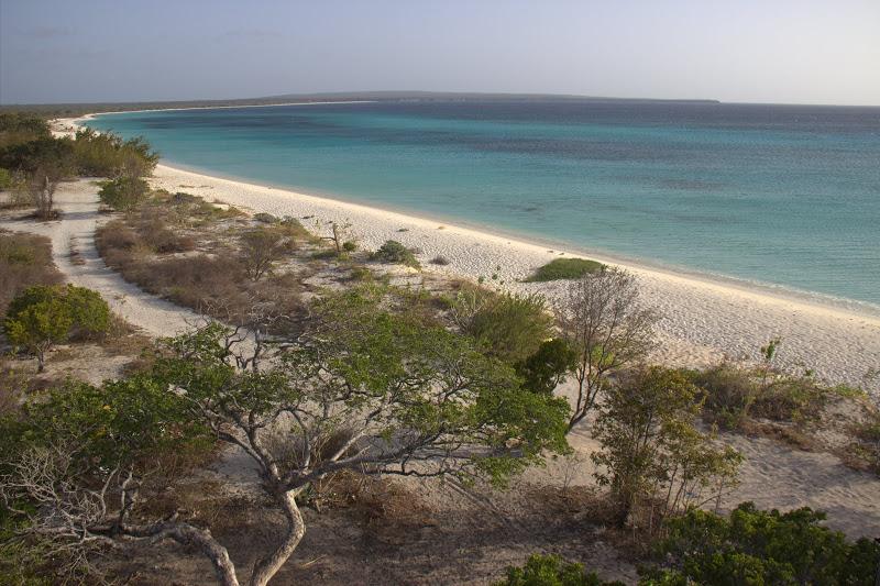 Плажът отвисоко