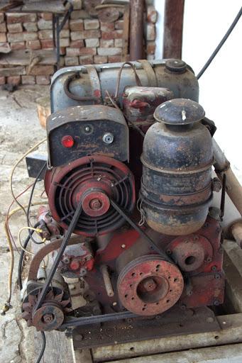 Дизеловияг агрегат