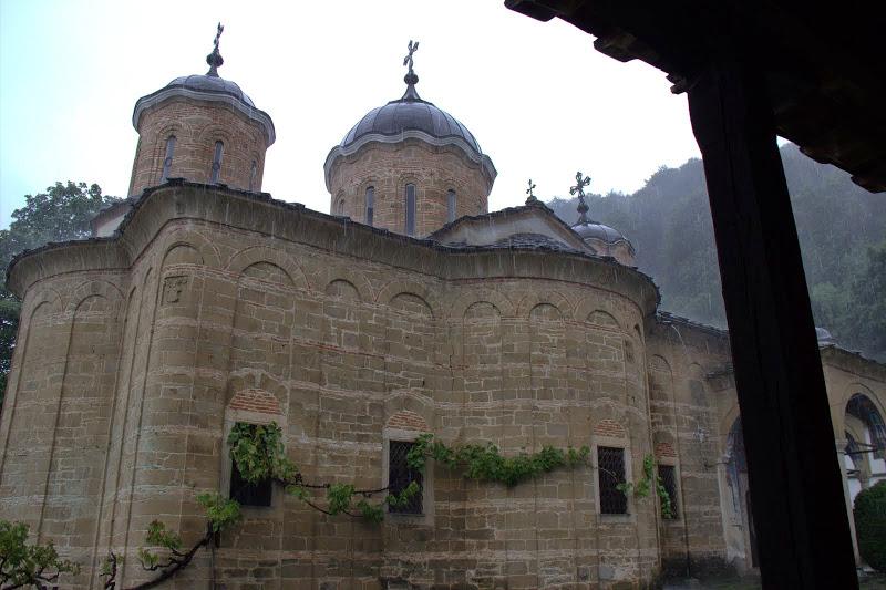 Черквата на Батошевския манастир