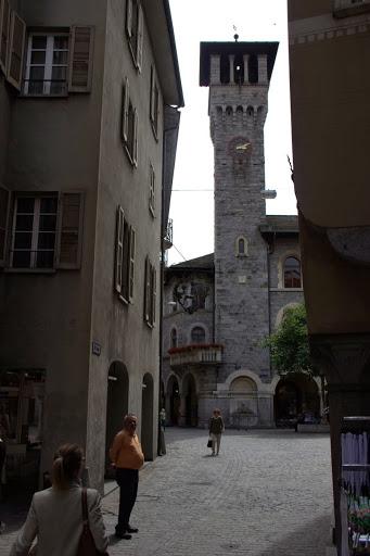 Кула в италиански стил