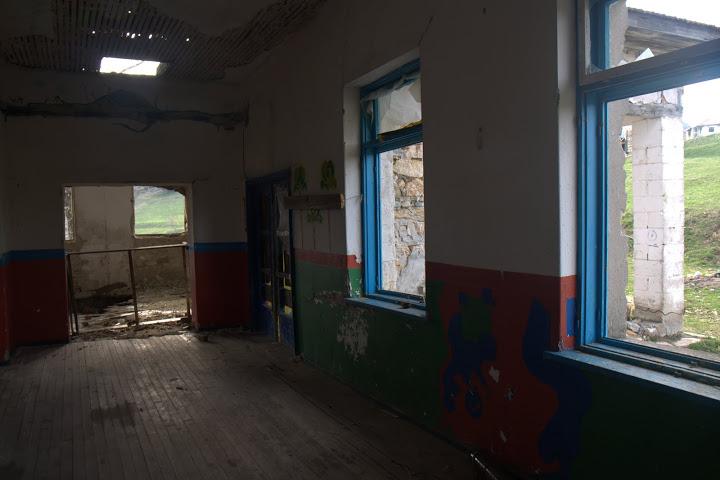 Училището в Чамла