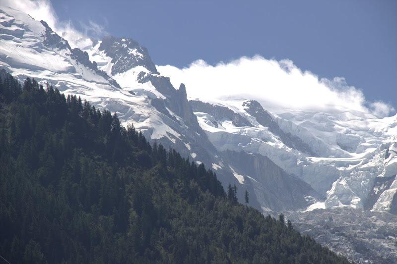 Ледниците над Шамони