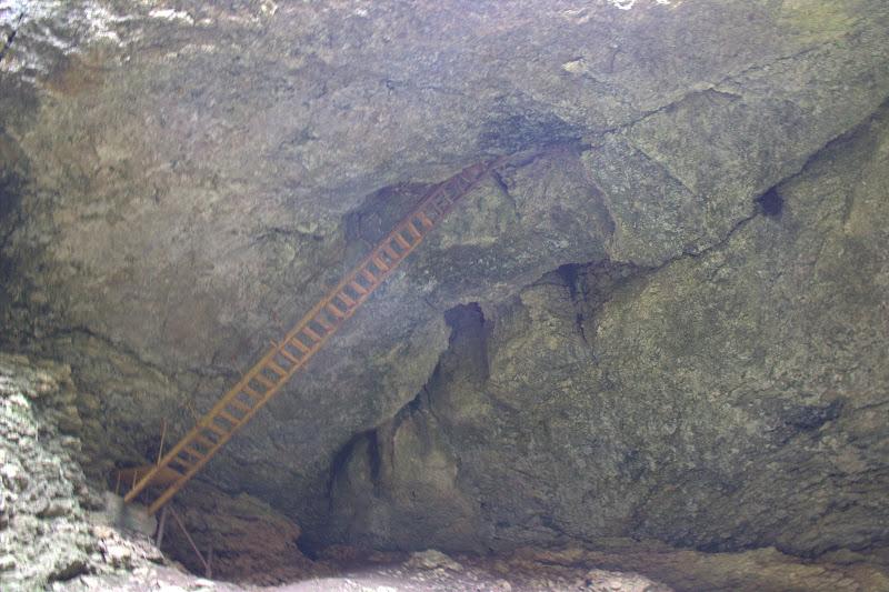 Стълбата под друг ъгъл