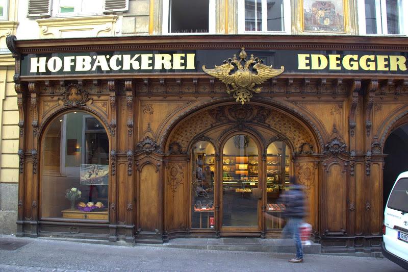Една от най-старите пекарни в Австрия