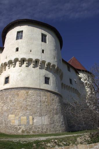 Замъкът изглежда така от XVI в.
