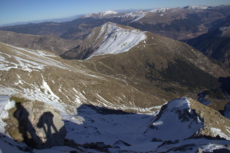 Снегът започва над 2000 м