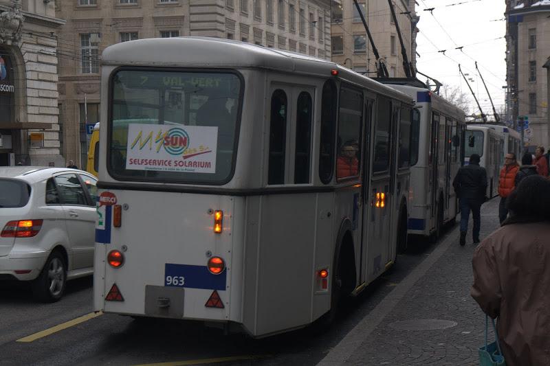 Тролейбус с ремарке